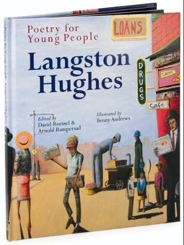 9780439889070: Langston Hughes (Poetry For Young People Series)