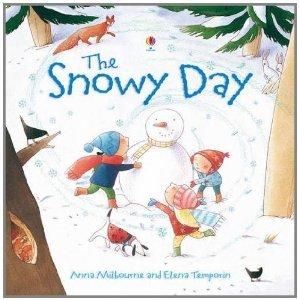 9780439889889: SNOWY DAY