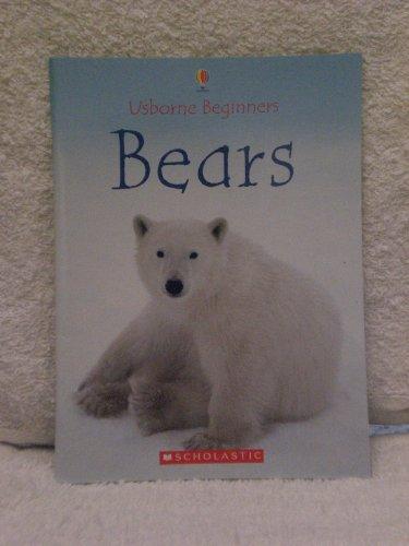 9780439889919: Usborne Beginners Bears