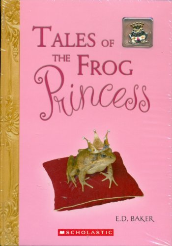 9780439890328: Title: Tales of the Frog Princess Boxed Chest with Charm