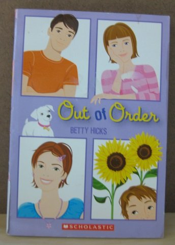 9780439890366: Out of Order [Taschenbuch] by BETTY HICKS
