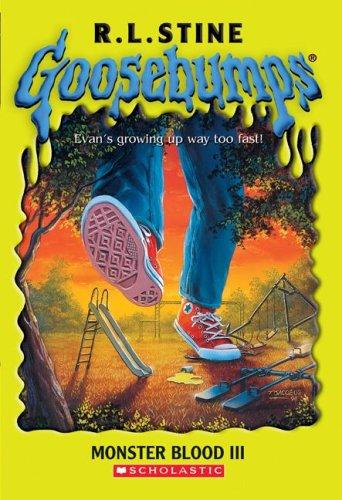 9780439891127: Goosebumps #29: Monster Blood III