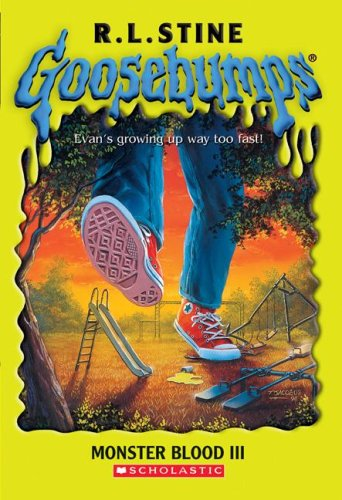 9780439891127: Goosebumps #29: Monster Blood III