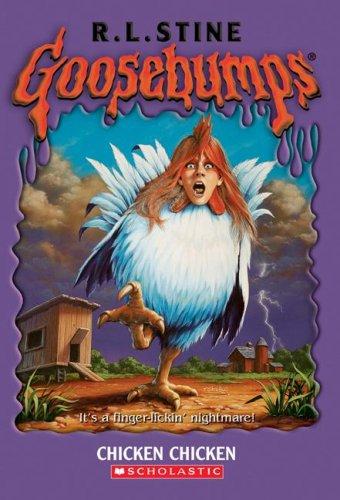 9780439891134: Goosebumps #53: Chicken Chicken