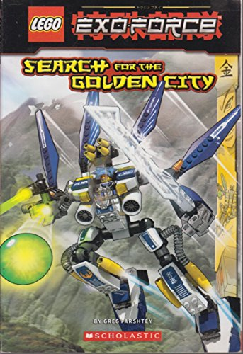 9780439892032: Lego Exo-force: Search for the Golden City
