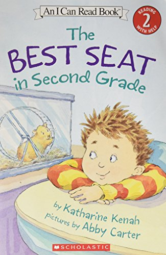 9780439893343: THE BEST SEAT IN SECOND GRADE (I CAN READ! 2)
