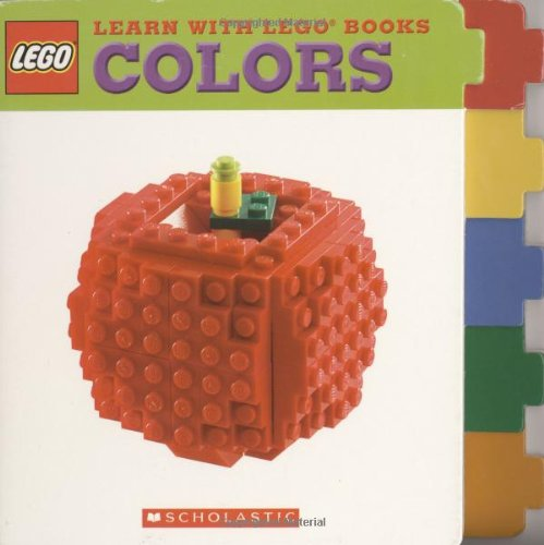 9780439893381: Learn With Lego: Colors