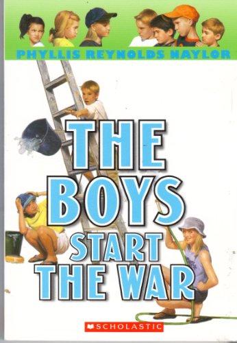 9780439894036: The Boys Start the War
