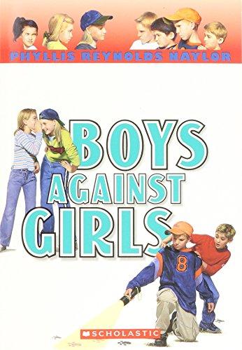 9780439894050: Boys Against Girls [Taschenbuch] by Phyllis Reynolds Naylor