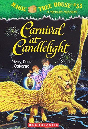 9780439895033: Carnival At Candlelight (Magic Tree House, No 33)