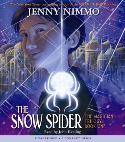 9780439895538: The Snow Spider (Magician Trilogy (Scholastic))