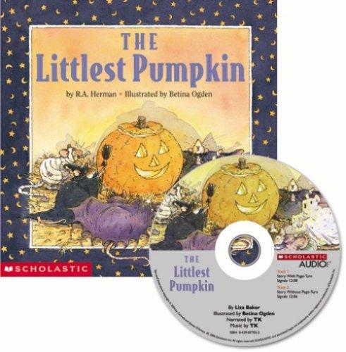 9780439895552: The Littlest Pumpkin
