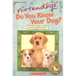 9780439895835: Nintendogs: Do You Know Your Dog? [Taschenbuch] by Scholastic