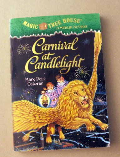 9780439895873: Magic Tree House #33: Carnival at Candlelight