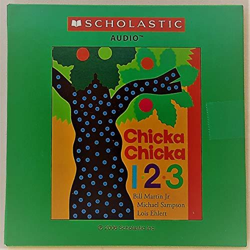 9780439896290: Chicka Chicka 1, 2, 3