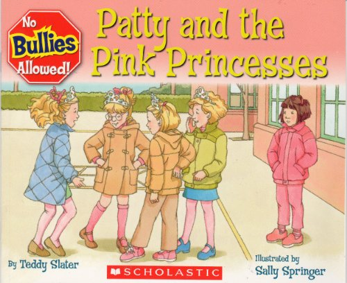 9780439897075: Patty and the Pink Princesses