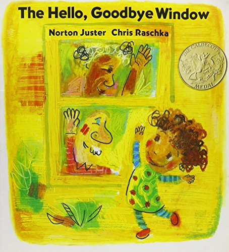 9780439897501: The Hello, Goodbye Window