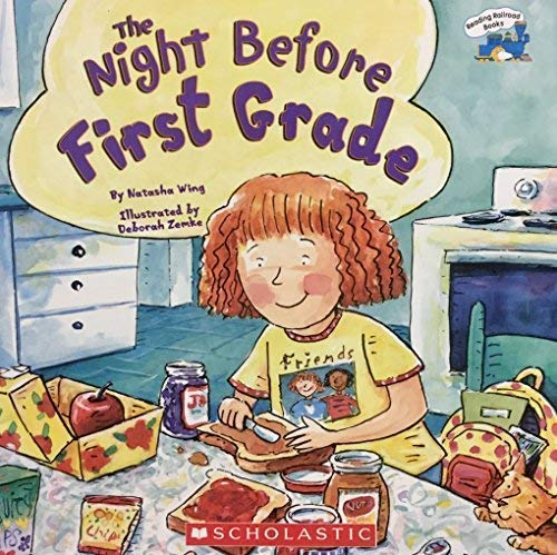 9780439897877: The Night Before First Grade