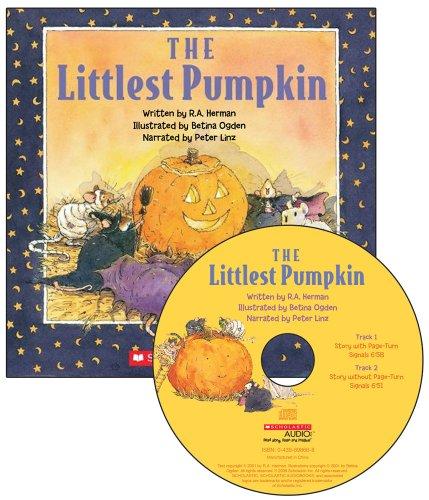 9780439898379: The Littlest Pumpkin - Audio Library Edition