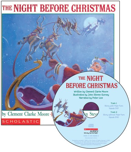 9780439898430: The Night Before Christmas: Library Edition