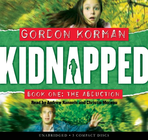 9780439898478: Kidnapped #1: The Abduction - Audio Library Edition