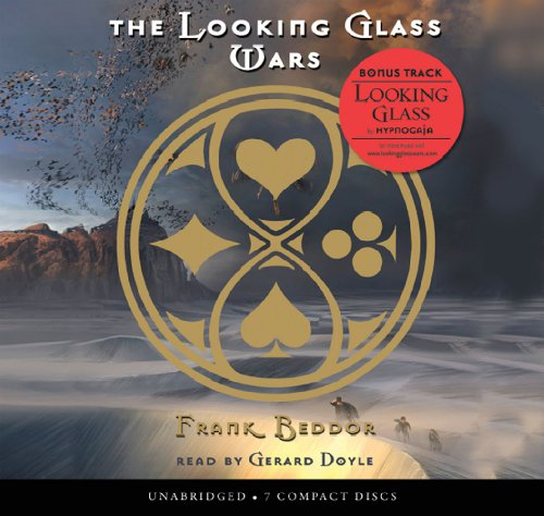 9780439898485: The Looking Glass Wars #1 - Audio Library Edition