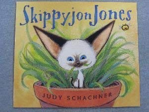 9780439898744: Skippyjon Jones
