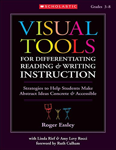 9780439899086: Visual Tools for Differentiating Reading & Writing Instruction: Strategies to Help Students Make Abstract Ideas Concrete & Accessible