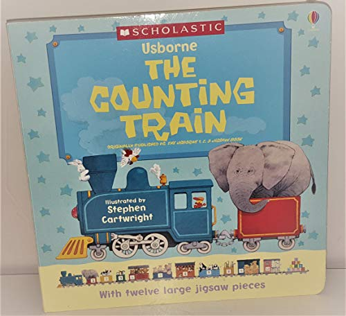 9780439899222: The Counting Train