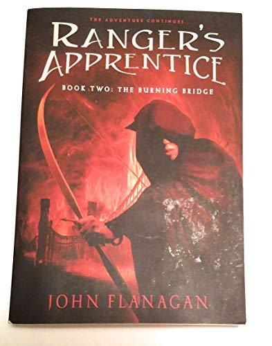 9780439899673: RANGER'S APPRENTICE BOOK TWO : The Burning Bridge