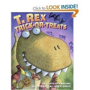 9780439900072: T. Rex Trick-or-Treats