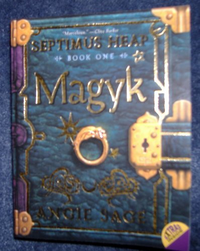 9780439900119: Magyk (Septimus Heap, Book 1)
