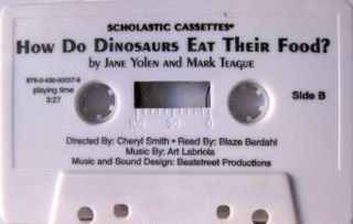 How Do Dinosaurs Eat Their Food? (9780439900379) by Jane Yolen