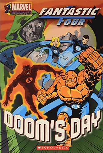 9780439900423: Doom's Day (Fantastic Four)