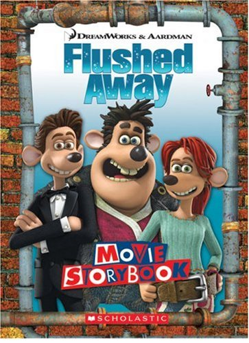 9780439900799: Flushed Away: Movie Storybook
