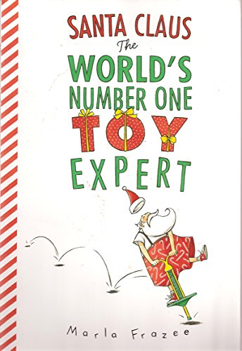 9780439900874: Santa Claus the world's number one toy expert