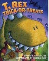 9780439900935: T. Rex Trick-Or-Treats