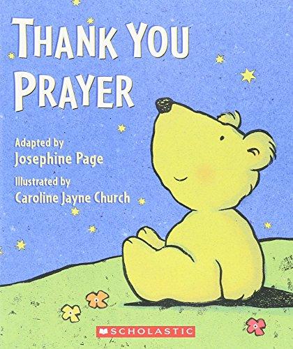 9780439901741: Thank You Prayer