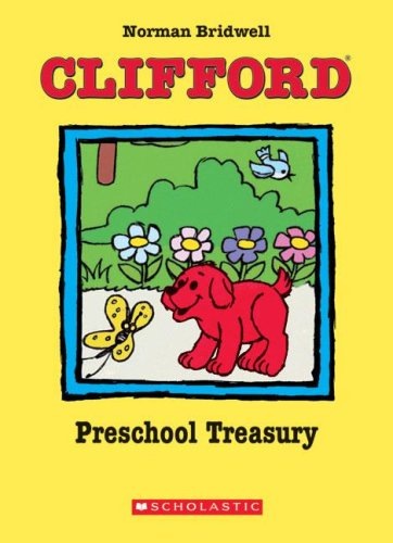 9780439901932: Clifford Preschool Treasury