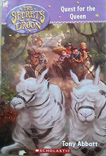 9780439902526: Queen of Shadowthorn (Secrets of Droon, No. 31)