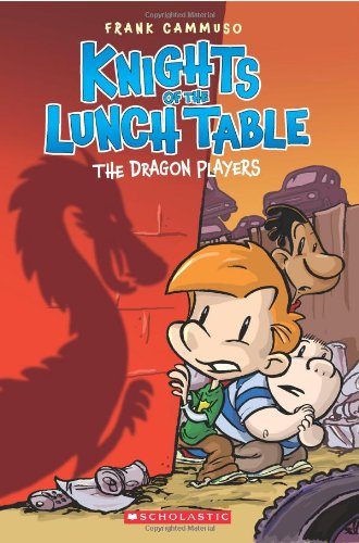 9780439903233: The Knights of the Lunch Table #2: The Dragon Players