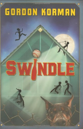Swindle (0439903440) by Gordon Korman