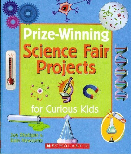 9780439903479: Prize-Winning Science Fair Projects for Curious Kids