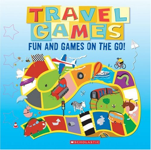 9780439903516: Travel Games: Fun and Games on the Go