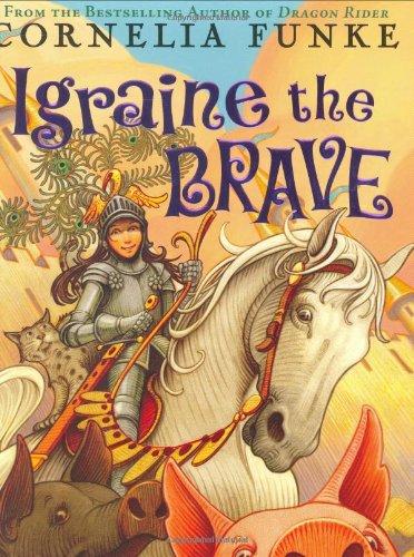 9780439903790: Igraine The Brave