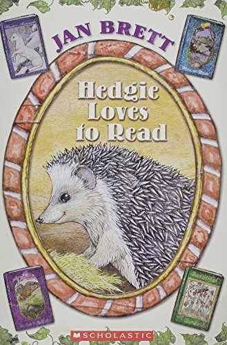 9780439905947: Hedgie Loves to Read