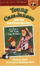 9780439906289: Young Cam Jansen and the Substitute Mystery (Easy To Read Level 2)