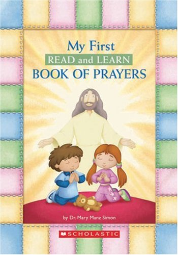 My First Read And Learn Book Of: Mary Manz Simon,
