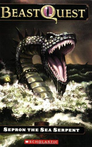 9780439906548: Sepron the Sea Serpent (Beast Quest)