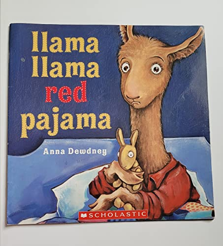 9780439906654: Llama Llama Red Pajama